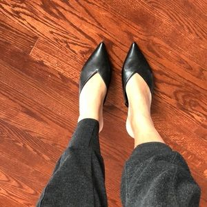 A.N.D (a new day) Pointy Mules